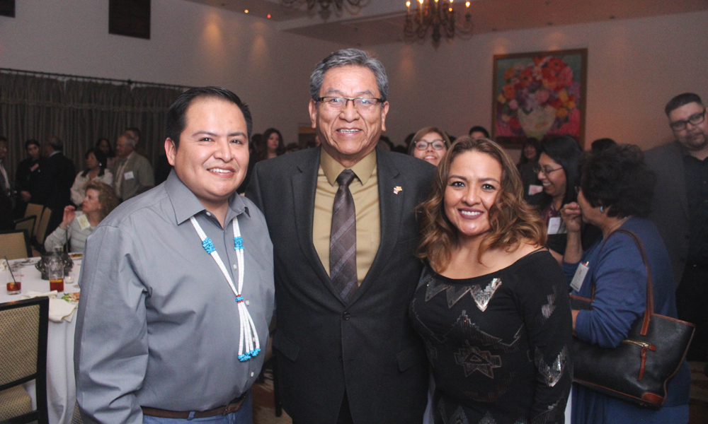 2018 American Indian Day Evening Reception