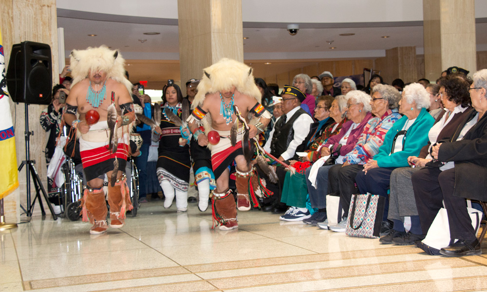 2019 American Indian Day at the Legislature