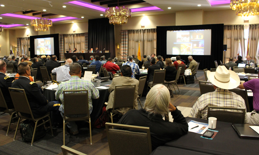 2017 State and Tribal Leaders Summit